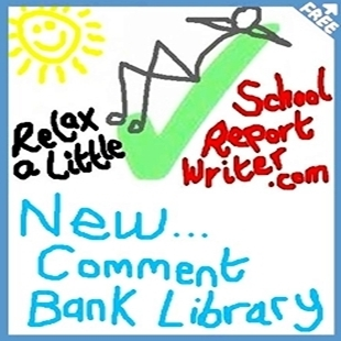 primary school report writer If you are a busy school teacher then this report writer is for you  school report comment bank  from primary teaching resources.
