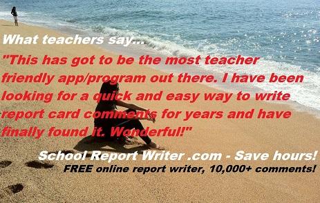 free report writer